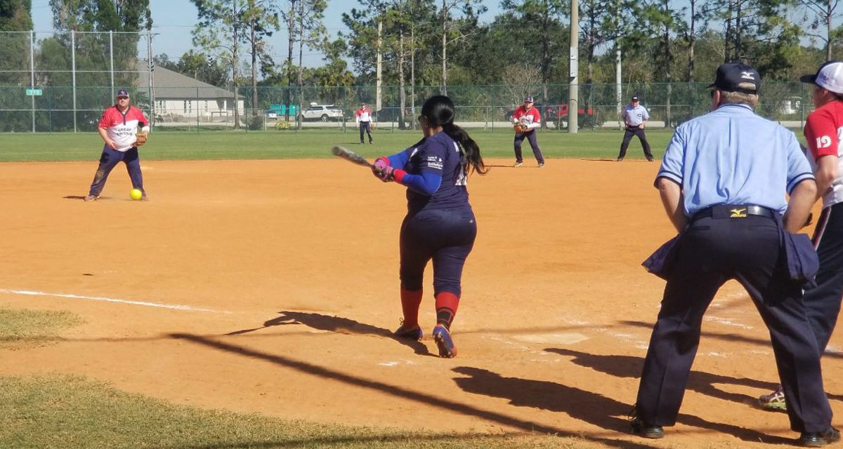 2017 WBSC Co-ed Slow Pitch World Cup underway