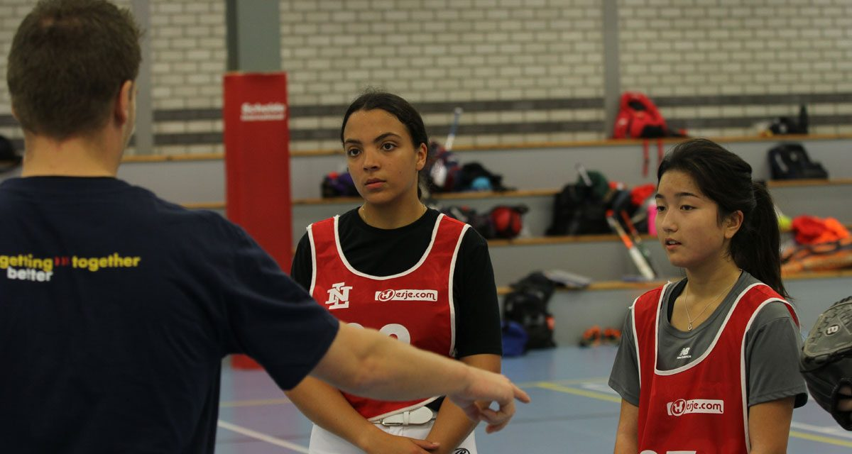 European Softball Coaches Association hold coaching courses