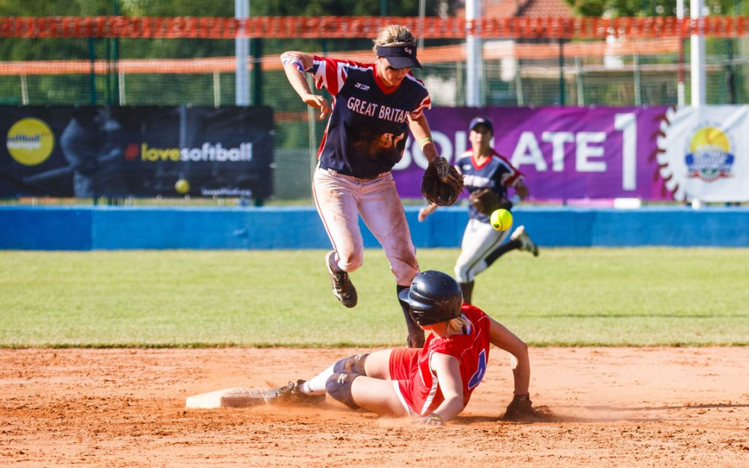 Women's Softball European Championship: DAY 1