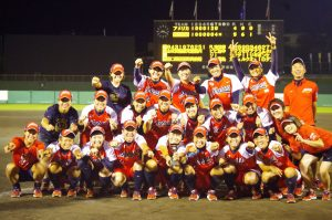 Japan wins 2017 Japan Softball Cup with walk-off over USA
