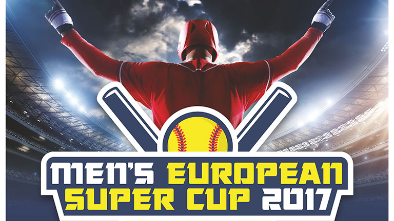 Men's European Super Cup features world's top softball players