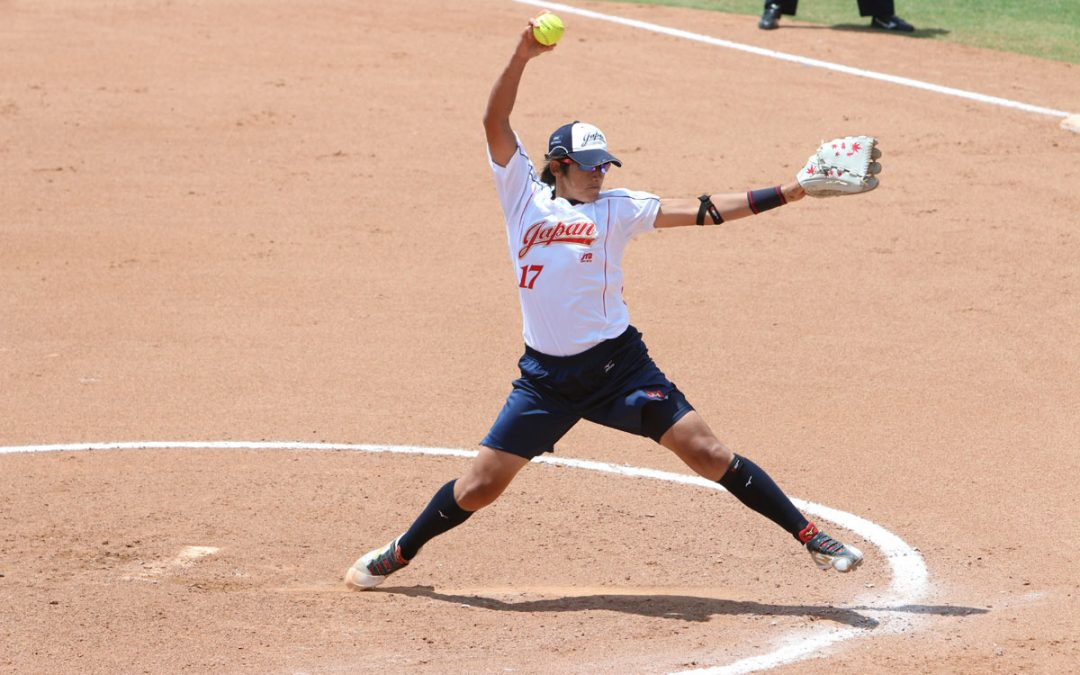 No. 1 Japan and No. 2 USA remain undefeated at World Cup of Softball