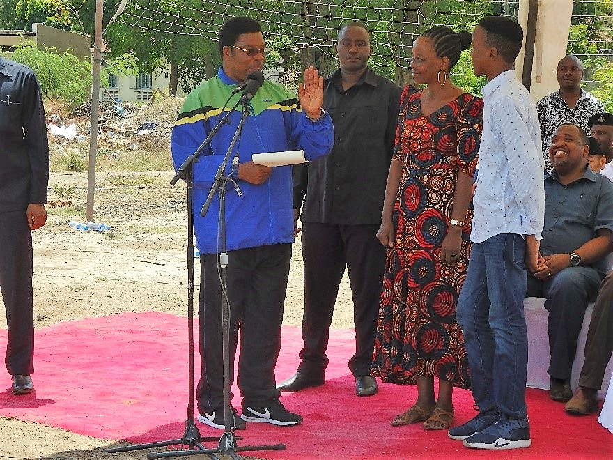 Tanzania Prime Minister Kassim Majaliwa