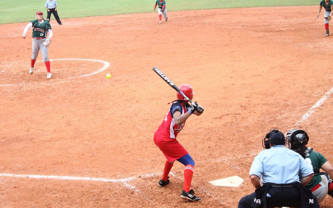 Softball National Teams qualify for multi-sport Barranquilla 2018 Games