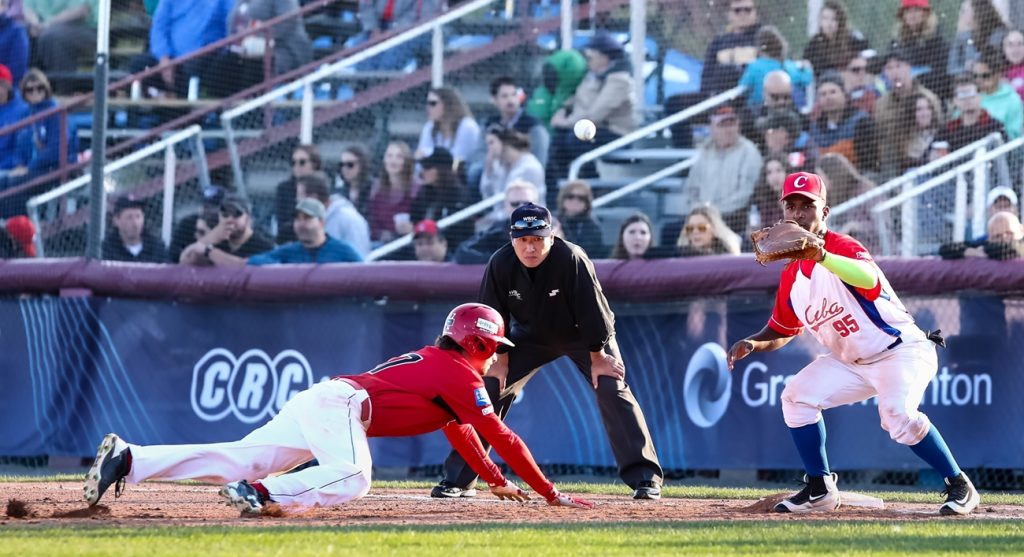 Canada beat Cuba, will play for bronze medal in U-18 Baseball World Cup
