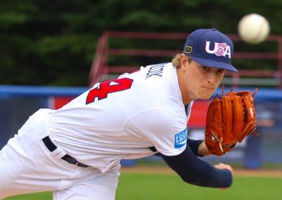 20170905 U-18 Baseball World Cup Mitchell Wilcox USA(James Mirabelli-WBSC)