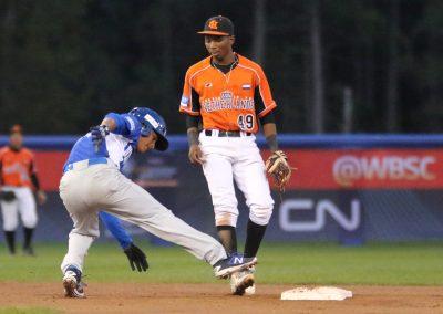 20170907 U-18 Baseball Kelkboom Netherlands vs Nicaragua World Cup (James Mirabelli-WBSC)