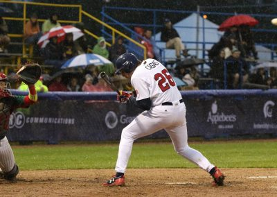 20170903 U 18 Baseball World Cup Maciel Mexico Casas USA under rain (James Mirabelli-WBSC)
