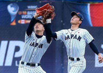 20170907 U-18 Baseball World Cup Maruyama Fujiwara Japan (Christian J Stewart-WBSC)