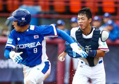 20170902 U-18 Baseball World Cup Yi In Hyok Korea Su Wei Chih Chinese Taipei (Christian J Stewart-WBSC)