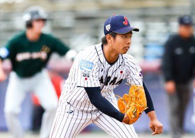 20170907 U-18 Baseball World Cup Taura Japan (Christian J Stewart-WBSC)
