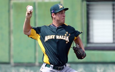 Australia announces roster for WBSC U-18 Baseball World Cup 2017