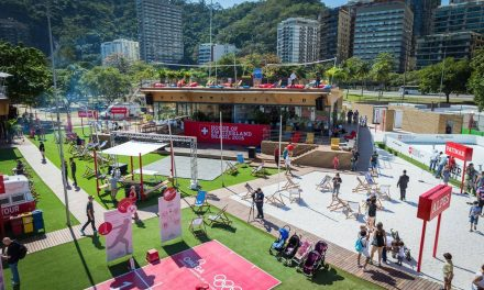 リオデジャネイロのオリンピック・パラリンピック2016閉会後のスイスハウス跡地を野球寄贈プロジェクトで新装返還についてWBSCが歓迎