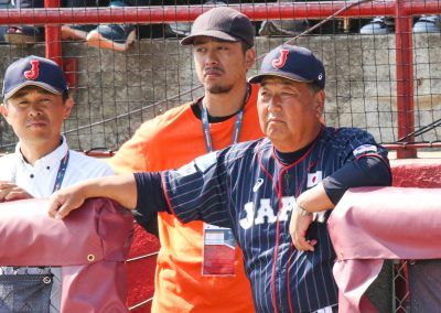 7_20170910 U-18 Baseball World Cup Mamoru Koeda manager Japan (Christian J Stewart-WBSC)