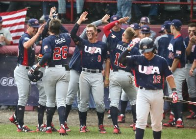 20170902 U-18 Baseball World Cup Casas USA celebrates home run against Japan (Christian J Stewart)