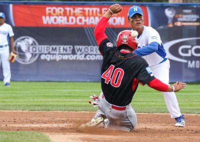 20170906 U-18 Baseball World Cup Keyes Canada Castillo Nicaragua (James Mirabelli-WBSC)