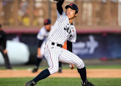 20170902 U-18 Baseball World Cup Kawabata Japan (Christian J Stewart)
