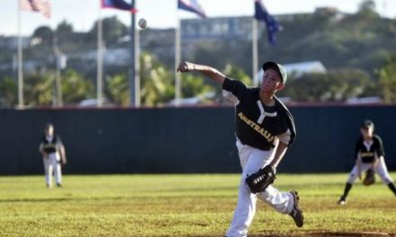 Australia crowned first-ever U-12 champion of Oceania, advances to WBSC U-12 Baseball World Cup 2017
