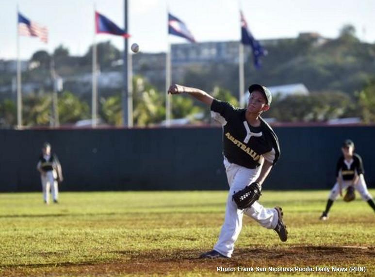 大洋洲U-12棒球錦標賽-澳洲獲得首屆冠軍並將前進2017年WBSC U-12棒球世界盃