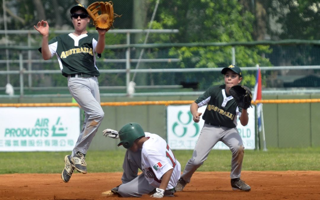 No. 8 Australia reveals National Team roster for WBSC U-12 Baseball World Cup 2017