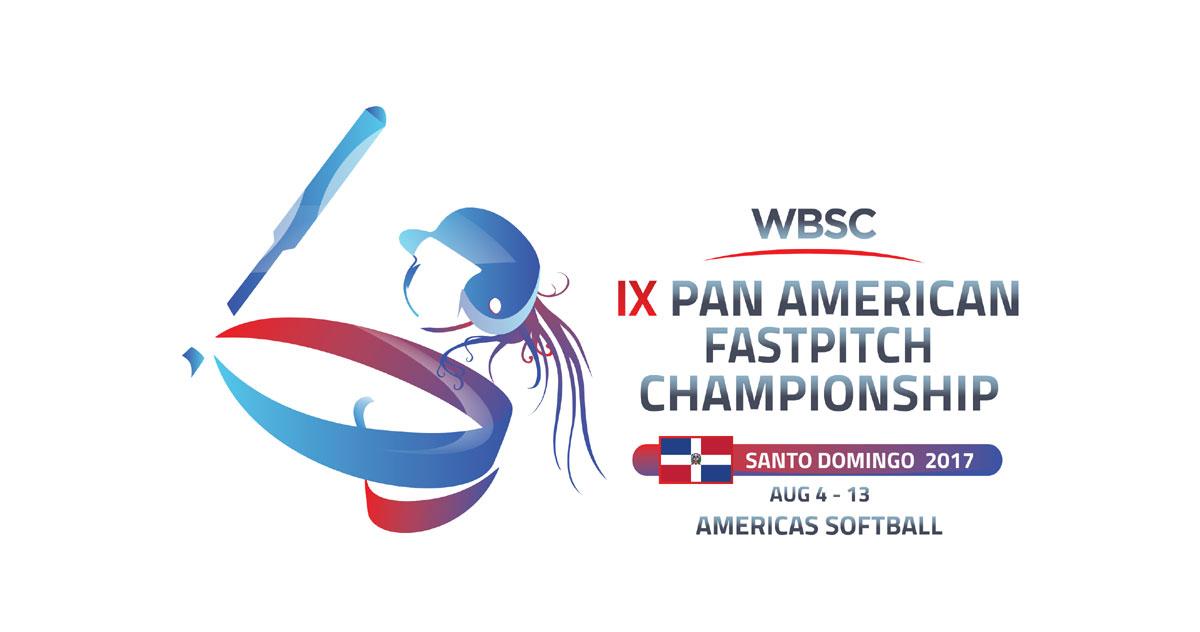 20 países competirán en el 2017 Campeonato Panamericano de Softbol Femenino