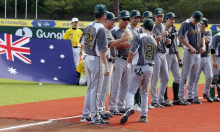 Australia crowned U-15 Champions of Oceania; 11 of 12 nations now qualified for WBSC U-15 Baseball World Cup 2018