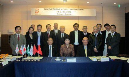 Asian Baseball Executives meet in Tokyo