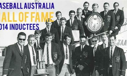 Baseball Australia announces 2014 Hall of Fame Inductees