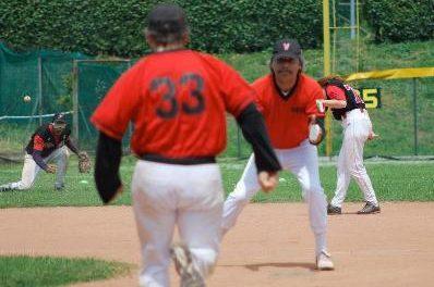 Béisbol para Ciegos en Bolonia, Italia