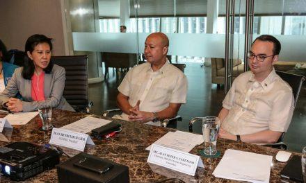 WBSCのベン・チョウ・ロウ事務局長がマニラにてさまざまな会談に出席