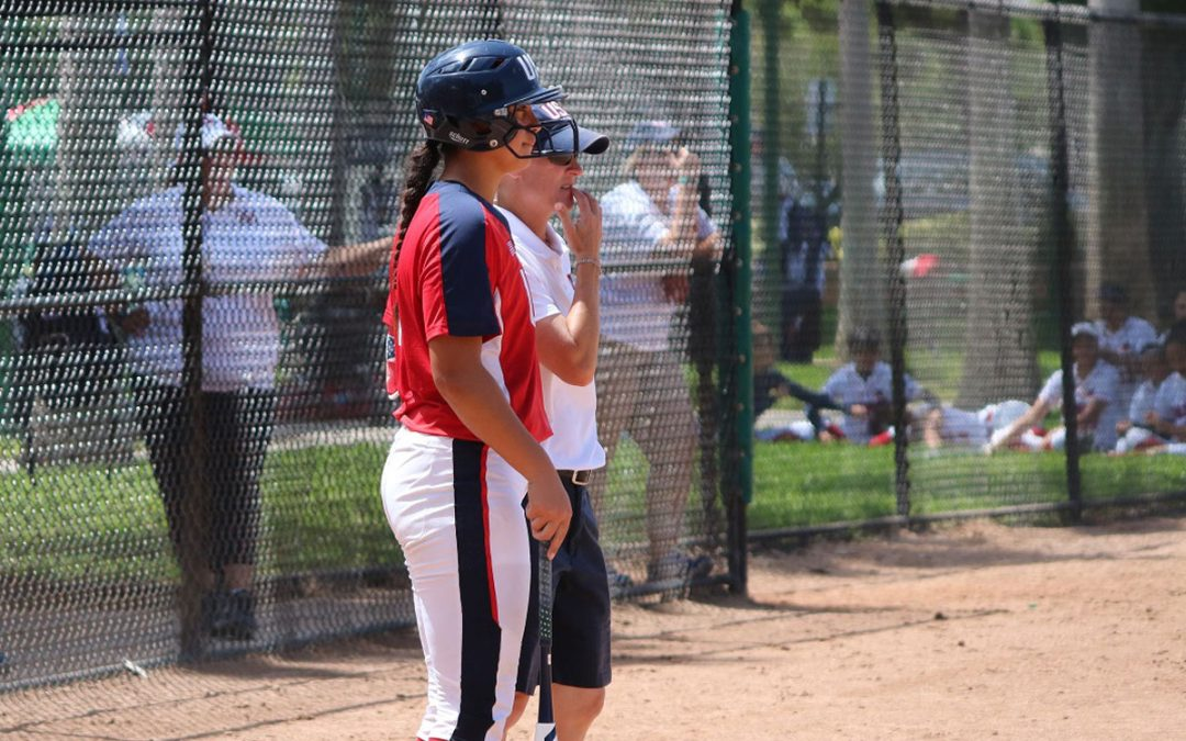 Olympians lead national teams at WBSC Junior Women's Softball World Championship