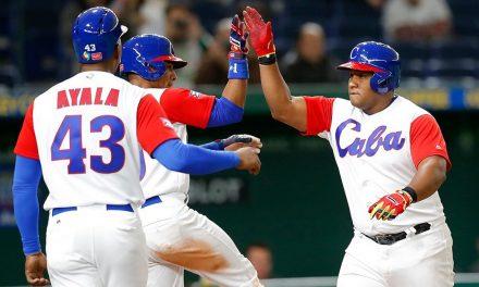 デスパイネ満塁ホームランでキューバが二次ラウンド進出へ オーストラリア敗退