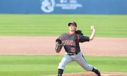 Near no-hitters in Super Round of LG Presents WBSC Women's Baseball World Cup