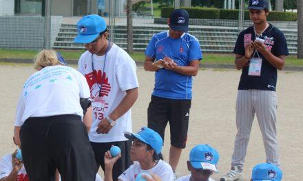 Coaches from Nepal brush up Skills