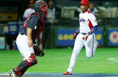 WBC: Cuba gana el choque contra Japón