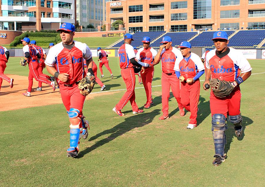 쿠바, 퀘백에서 U-18 WBSC 야구월드컵 출전 점검