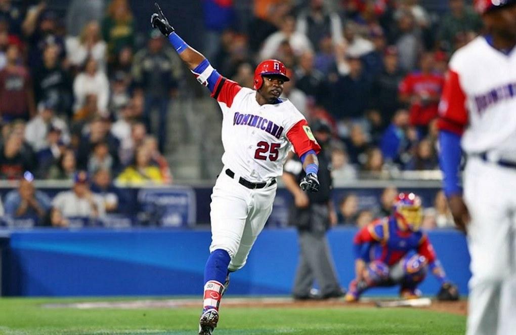 República Dominicana blanquea a Venezuela 3-0 en el Clásico Mundial de Béisbol