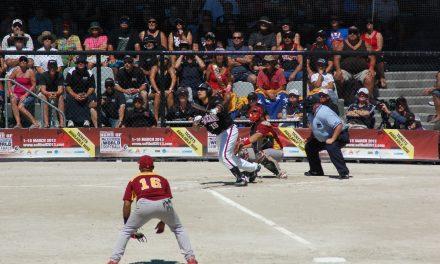 Teams at the 13th ISF Men's Softball World Championship 2013