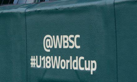 Calendario revelado de la seis naciones que avanzan en la Copa Mundial de Béisbol WBSC Sub-18