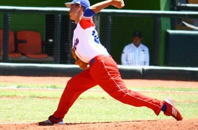 15U BWC: Dannel Diaz pitches gem to lead Cuba over Chinese Taipei