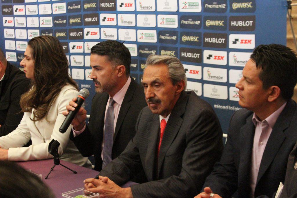 Edgar Gonzalez manager the Charros de Jalisco