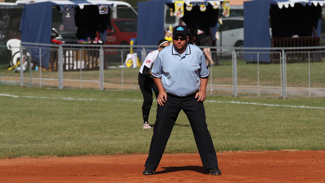 WBSC Softball Umpire Director to headline Euro Softball Umpire Convention in Prague