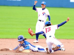 Game schedule released for new Women's Baseball Asian Cup 2017