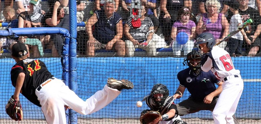 Germany and The Netherlands qualify for the 2018 U-15 Baseball World Cup