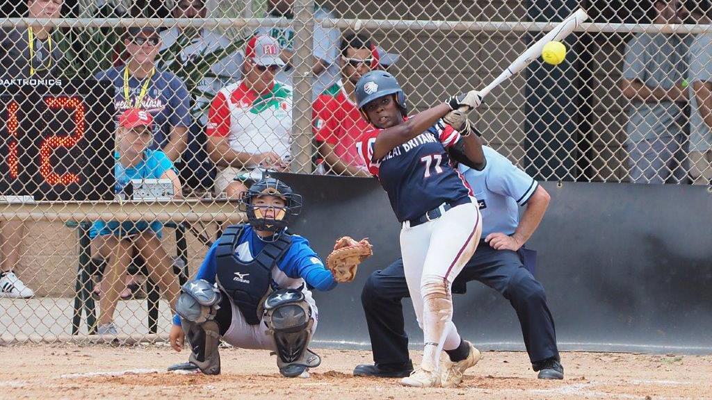 在國際婦女日,英國宣布世界棒壘總會女壘世錦賽參賽名單