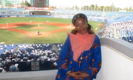 Japanese Baseball and Softball Welcome African Representative's Visit to Tokyo