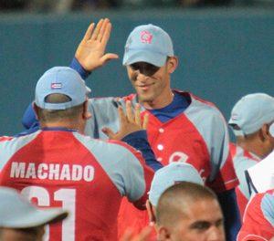 Cuban Celebrates a Surprising New National Series Champion