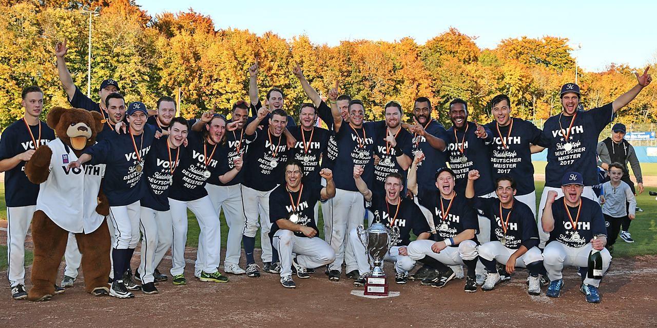 Europe: Heidenheim wins German baseball crown; Blagoevgrad best club in Bulgaria