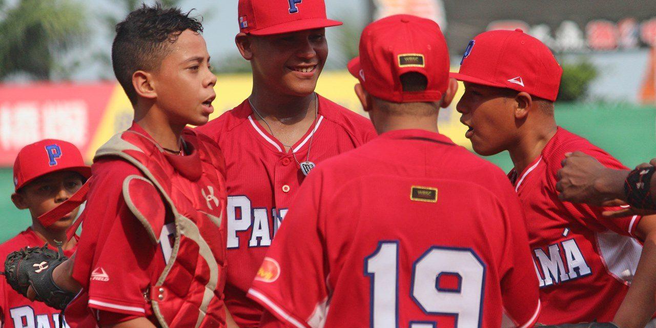 巴拿馬贏得U-12泛美棒球錦標賽冠軍