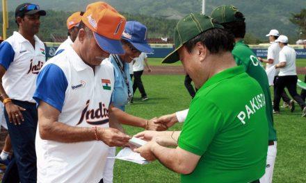 インドとパキスタンが「ドバイカップ」ベースボールシリーズで対戦